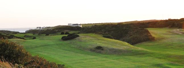 Holyhead Golf Club 1st, 2nd and 9th holes