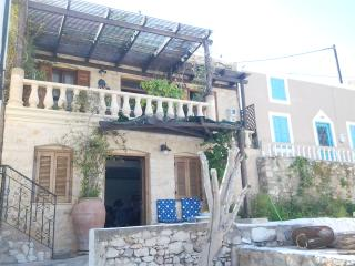 ANNA'S SEAFRONT HOUSE TOP FL., Chalki