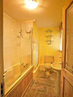 Second family bathroom in main house(downstairs)