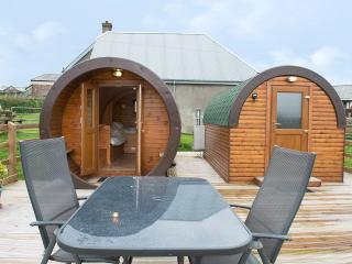 Rivendell Glamping Pods, Bude