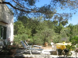 PROVENCE **REDUCED PRICES** ON  CHARMING COTTAGE BETWEEN AIX & AVIGNON