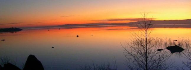 Sunset on Loch Cullen