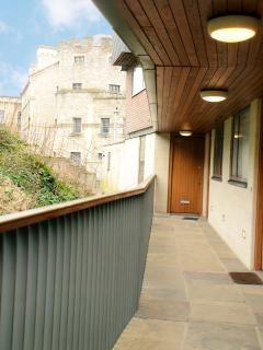 Exclusive, historic location within the well maintained Castle quarter.