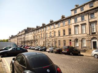 Georgian Apartment, Great King Street, Edinburgh