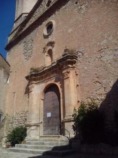 iglesia Sant Andres estilo neoclasico