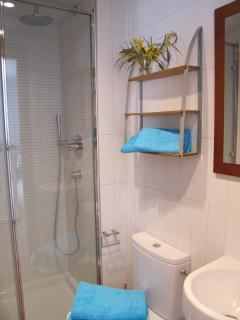 Baño en segunda planta