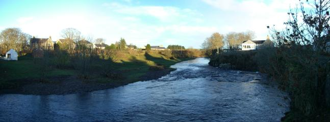 Thurso River from Halkirk bridge