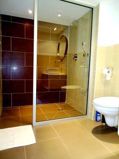 shower room,la salle de bain