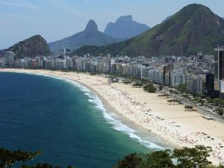 Stay by the beach!, Rio de Janeiro