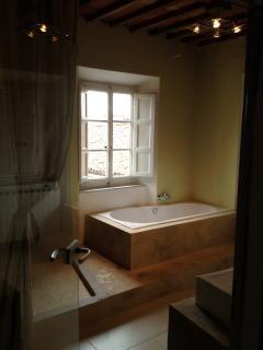 Vista bathroom