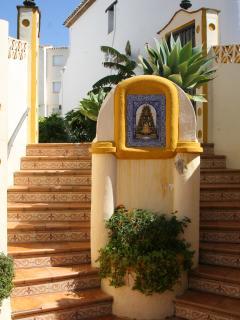 Entrance to Belindas Campanario