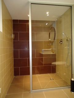 shower,la douche