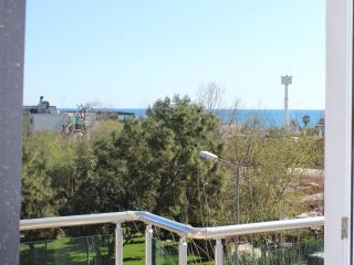 Antalya appartement vue mer avec balcon