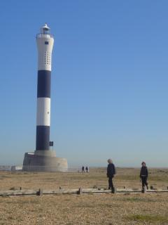 The New Lighthouse, Dungeness