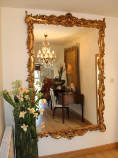 Interior Hall Mirror