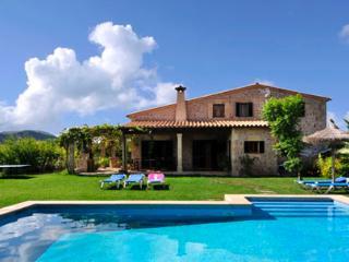 4 bedroom Villa in Pollença, Balearic Islands, Spain : ref 5455665