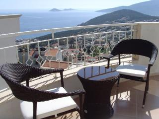Duplex Apartment in Kalkan, Turkey with free WiFi