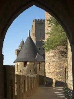 Medieval Town of Carcassonne