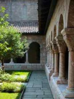 One of the Many Abbey Cloisters
