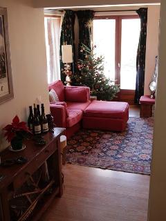 Chalet Le Yeti - Sitting Room