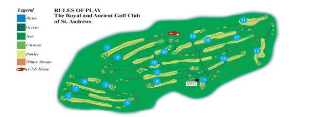 Championship Golf Course at Tsada