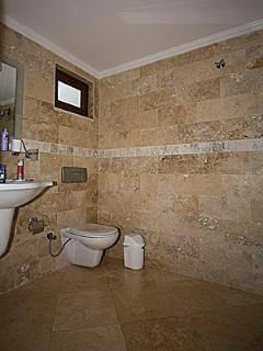 one of the four wetrooms