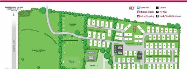 Park Map (Aspen Court 3)