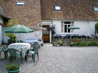 The Cottage patio & seating