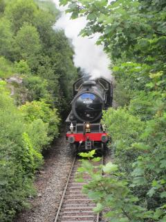 Enjoy the perfect day out for steam railway & Harry Potter fans: a trip on the Jacobite steam tr