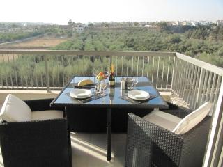Balcony Dining & View