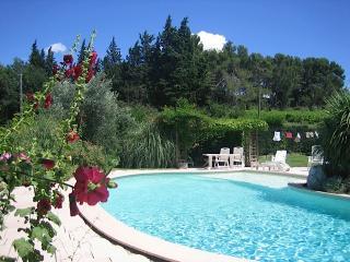 Provence,Vaison;Villa (14 personnes) avec piscine ,2 animaux domestiques admis