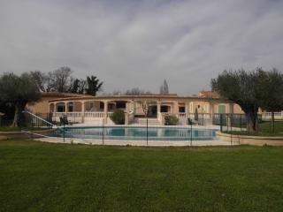 Villa Les Oliviers, Pertuis