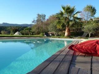 Villa with beautiful pool on the French Riviera