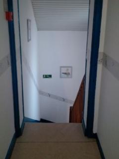 le 1er étage , parties communes