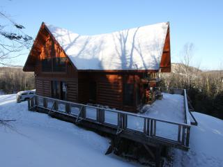 Fraternite sur Lac, Mont Tremlant, Canada, Lac-Superieur