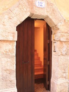 Portone d'ingresso (esterno)