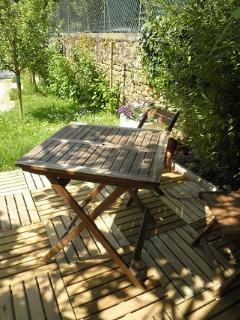 Kiwi Cottage at Les Trois Jardins Sarlat