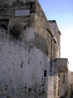 The house of Louis Tikas