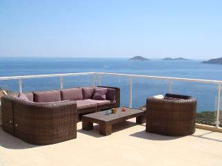 Terrace view soft seating area. Views to die for...in a word 'Amazing'