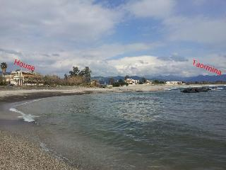 Taormina on the beach, Acate