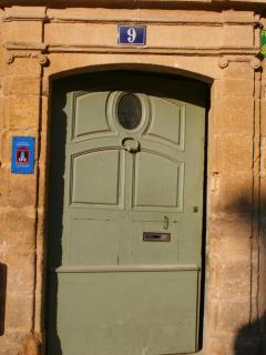 the Door of 'Cabaret'