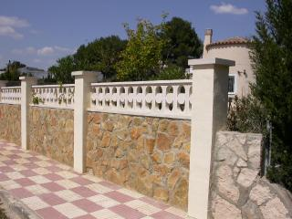 Secure and private high walls