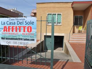 Casa Vacanze -La Casa Del Sole - Torvaianica