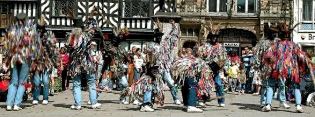 The Local Morris DanceTeam