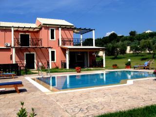 Villa Melitti - 3 bedrooms with private pool !!!, Corfu