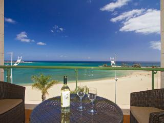 View from the balcony at Arrecife Sands