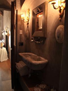 Bath in Romantic Suite