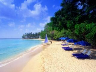 Sandy Lane Beach, swim with the celebrities, there are no private beaches