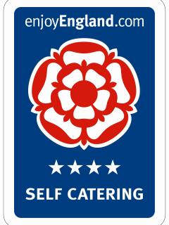 Enjoy England Four Star self-catering accomodation