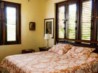 Villa #4, master bedroom